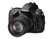 Nikon D700 Digital SLR with Nikon AF-S VR 24-120mm