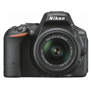 2016 Nikon D5500 DSLR Camera with AF-S DX NIKKOR 18-55mm