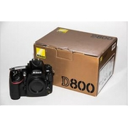 2016 D800 36.3 MP Digital SLR Camera (Body Only) and Packaging