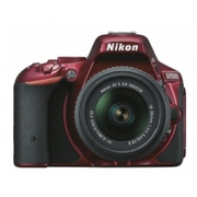 - D5500 DSLR Camera with AF-S DX NIKKOR 18-55mm f/3.5-5.6G VR II Lens