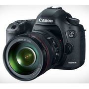Canon EOS 5D Mark III 22.3-Megapixel Digital SLR Camera with EF 24-105