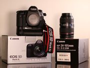 Canon EOS 5D Mark IV Full Frame Digital SLR Camera with EF 24-105mm II