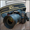 For Sale:Brand New Nikon D90 12MP DSLR Camera+18-135mm Lens